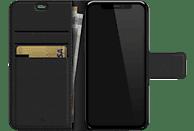 BLACK ROCK 2in1 , Bookcover, Apple, iPhone 11 Pro, Kunststoff, Schwarz