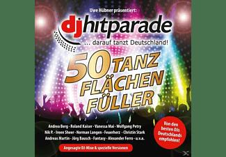 VARIOUS - DJ Hitparade 50 Tanzflächenfüller  - (CD)