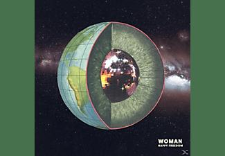 Woman - Happy Freedom (LP+MP3+Poster)  - (Vinyl)