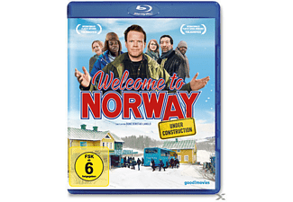 Welcome to Norway Blu-ray