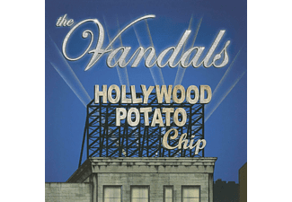 The Vandals - Hollywood..-Reissue-  - (CD)
