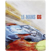 Le Mans 66 - Gegen jede Chance(Limited Edition nur 850 Stück) Steelbook [Blu-ray]