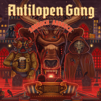 Antilopen Gang - Abbruch Abbruch [CD]