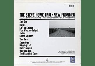 Steve Howe Trio - New Frontier-HQ-  - (Vinyl)