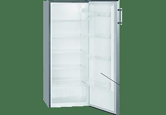 BOMANN VS 7316 IX-LOOK Kühlschrank (E, 1434 mm hoch, Edelstahl)