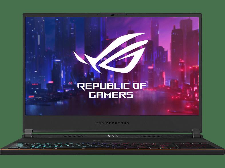 ASUS Gaming laptop ROG Zephyrus S GX531GXR-ES010T Intel Core i7-9750H (90NR02G1-M00450)