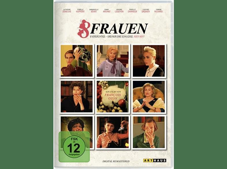 8 Frauen [DVD]