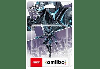 Figura - Nintendo Amiibo Dark Samus, Super Smash Bros, Azul