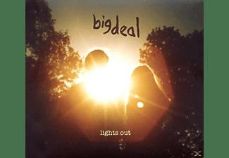 Big Deal - Lights Out  - (CD)