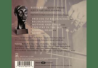Rufus Reid - Quiet Pride  - (CD)