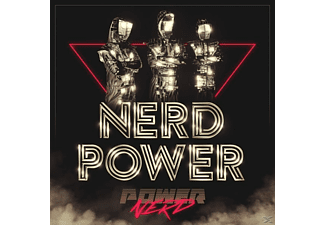 Powernerd - Nerd Power  - (CD)