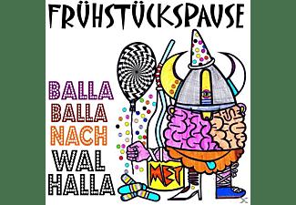 Frühstückspause - Balla Balla Nach Walhalla (Ltd.Digipak Edition)  - (CD)