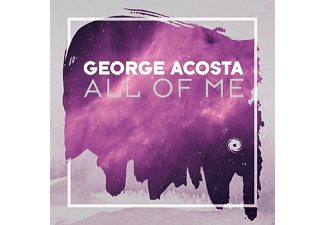 George Acosta - All Of Me  - (CD)