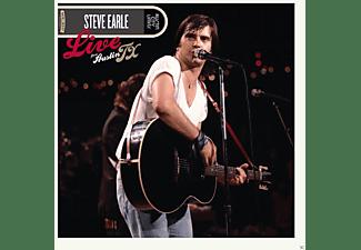 Steve Earle - Live From Austin,TX  - (Vinyl)