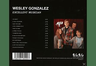 Wesley Gonzalez - Excellent Musician  - (CD)