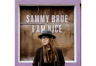 Sammy Brue - I Am Nice  - (CD)