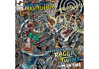 Wrongtom Meets The Ragga - In Time (LP+7''+MP3)  - (LP + Download)