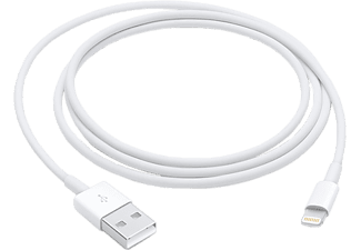 APPLE Câble USB - Lightning 1 m (MXLY2ZM/A)