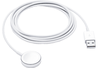 APPLE Magnetische USB-oplaadkabel 2 m Wit (MX2F2ZM/A)