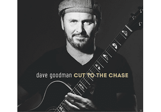 Dave Goodman - Cut To The Chase  - (CD)