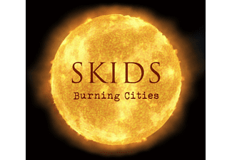 The Skids - Burning Cities  - (Vinyl)