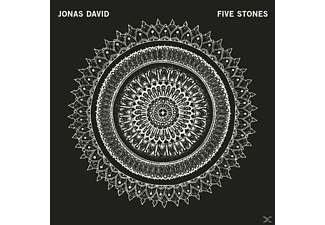 Jonas David - Five Stones  - (LP + Download)