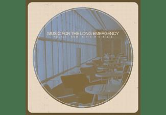 Polica And S T A R G A Z E - Music For The Long Emergency  - (Vinyl)