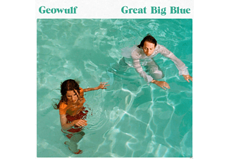 Geowulf - Great Big Blue  - (CD)