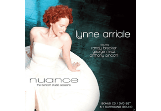 Lynne Arriale, Randy Brecker, George Mraz, Anthony Pinciotti - NUANCE (THE BENNETT STUDIO SESSIONS)  - (CD)