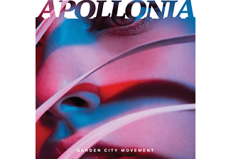 Garden City Movement - Apollonia (2LP+MP3)  - (LP + Download)