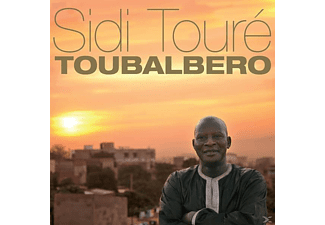 Toure Sidi - Toubalbero (2LP+MP3)  - (LP + Download)