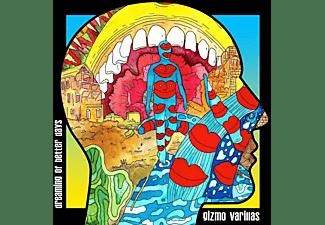 Gizmo Varillas - Dreaming Of Better Days  - (Vinyl)