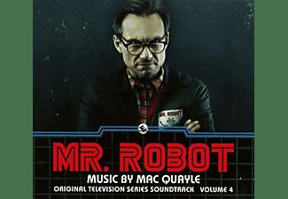 Mac Quayle - Mr.Robot,Vol.4 (OST TV Series)  - (CD)