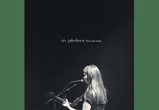 Siv Jakobsen - Live In Oslo  - (CD)