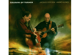 Andre Klenes - Colours Of Turner  - (CD)