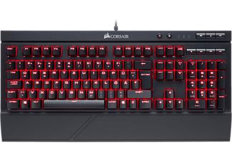 CORSAIR K68 Mechanisch Toetsenbord Cherry MX Rood
