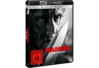 Rambo: Last Blood 4K Ultra HD Blu-ray + Blu-ray