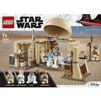 LEGO 75270 Obi-Wans Hütte Bausatz, Mehrfarbig