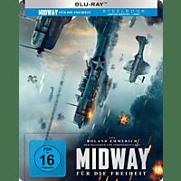 Midway - Für die Freiheit Steelbook Edition [Blu-ray]