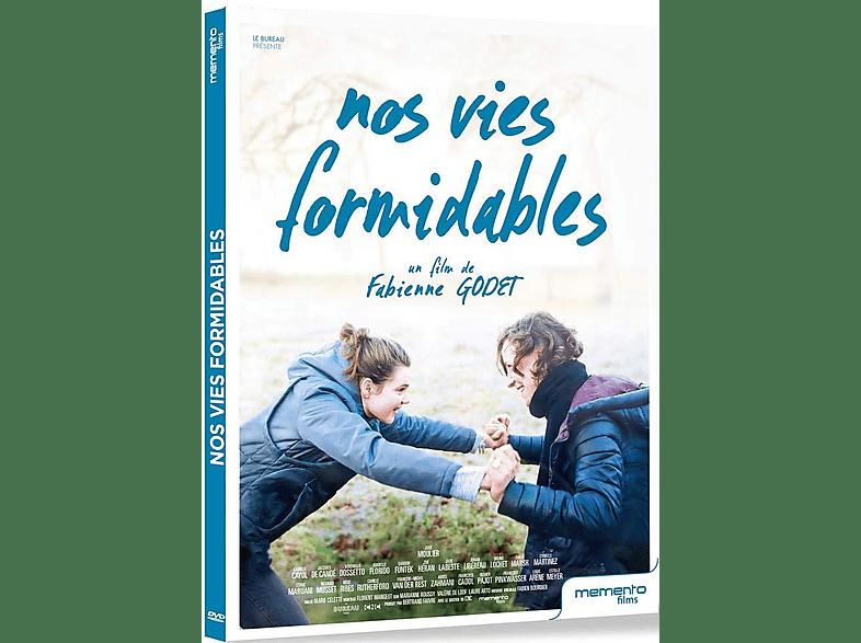 Nos Vies Formidables - DVD