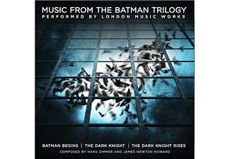 James Newton Howard & Hans Zimmer - Music From The Batman Trilogy Vinyle