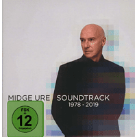 Midge Ure - Soundtrack:1978-2019 - [CD + DVD Video]