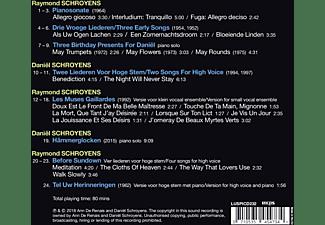 Raymond Schroyens - Music,My Fair Mistress  - (CD)
