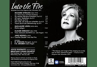 The Brentano String Quartet, Joyce Didonato - Into The Fire (Live)  - (CD)