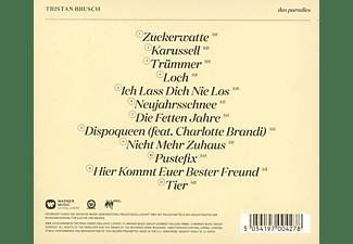 Tristan Brusch - Das Paradies  - (CD)