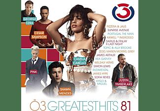 VARIOUS - Ö3 Greatest Hits,Vol.81  - (CD)