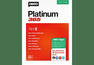 Nero Platinum 365 (nur Online) (Code in der Box) - [PC]