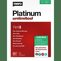Nero Platinum Unlimited (Nur online)