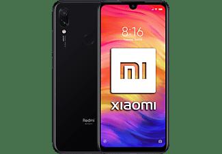 """Móvil - Xiaomi Redmi Note 7, Negro, 64 GB, 4 GB RAM, 6.3"""" Full HD+, Snapdragon 660, 4000 mAh, Android"""