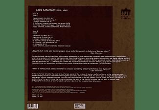 Ragna Schirmer, Staatskapelle Halle, Matiakh Ariane - Clara Schumann (Piano Trio And Concertos)  - (Vinyl)